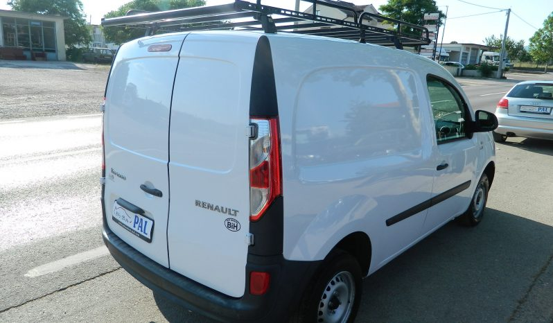Renault Kangoo 1.5 DCI FAP Rapid Basis full