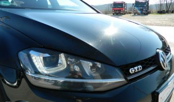 Volkswagen Golf 7 2.0 TDI GTD 184 KS DSG full