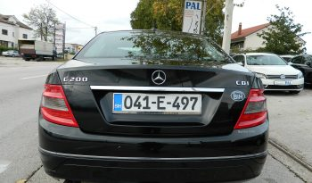 Mercedes-Benz C 200 CDI Avantgarde full