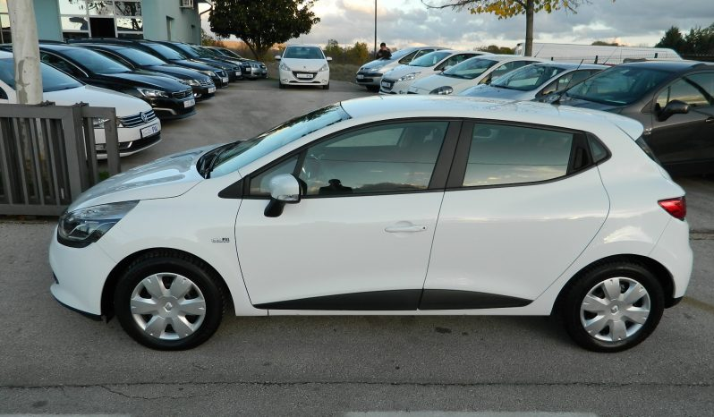 Renault Clio 1.5 DCI Dynamique TomTom Edition – Novi model – full
