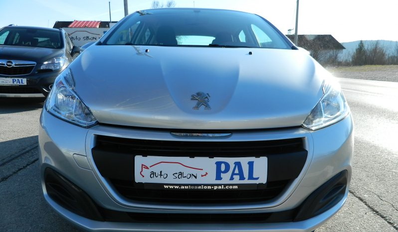 Peugeot 208 1.6 BlueHDI -FACELIFT- full