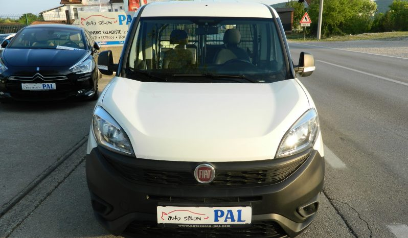 Fiat Doblo Maxi 1.3 Multijet Base Professional 90 KS full