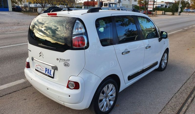Citroen C3 Picasso 1.6 HDI EXCLUSIVE full
